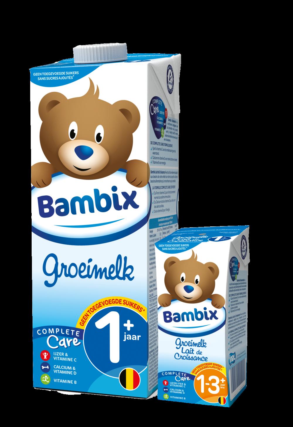 Bambix groeimelk 1+