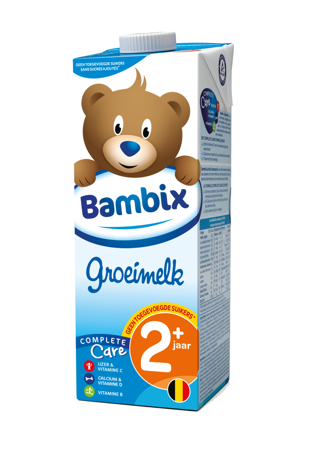 Bambix groeimelk 2+