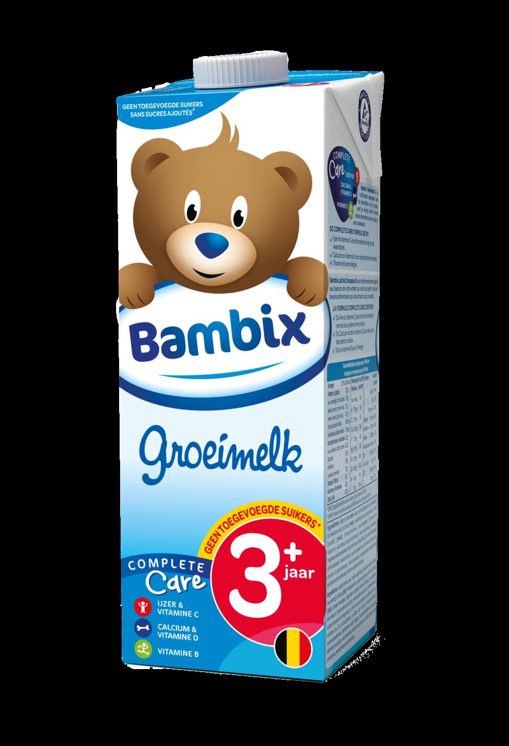 Bambix groeimelk 3+