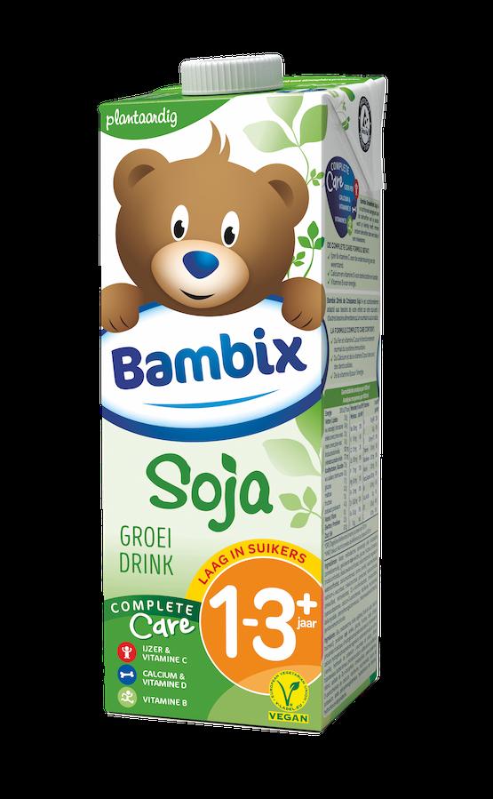 Bambix soja groeidrink 1-3+ jaar
