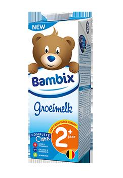groeimelk Bambix 2+