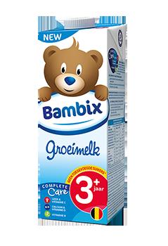 groeimelk 3+ Bambix