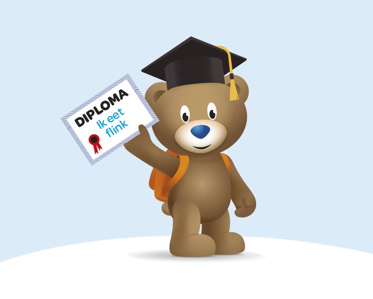 Bambix diploma eten