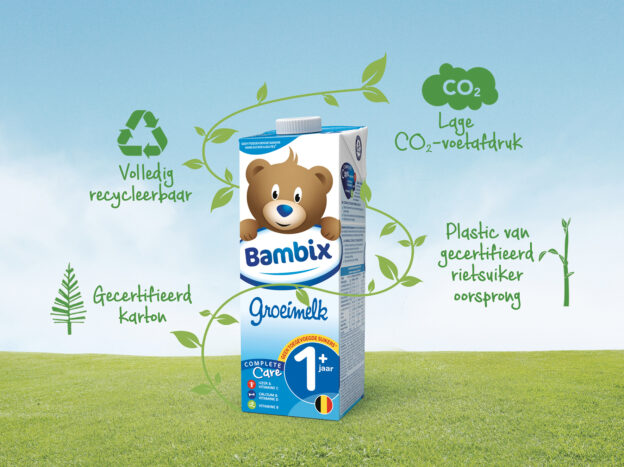 Bambix duurzame verpakking
