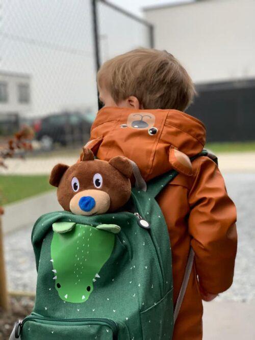 Eerste schooldag Bambix